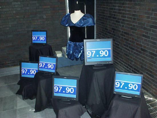 Nancy Patterson - Stock Market Skirt